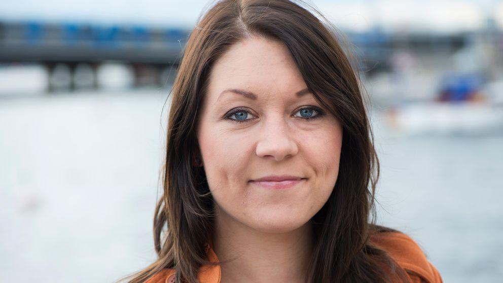 Miljöpartiets talesperson i migrationsfrågor, Maria Ferm