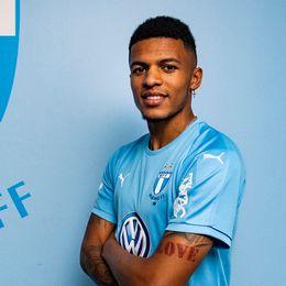 Malmö FF:s nyförvärv Romain Gall.