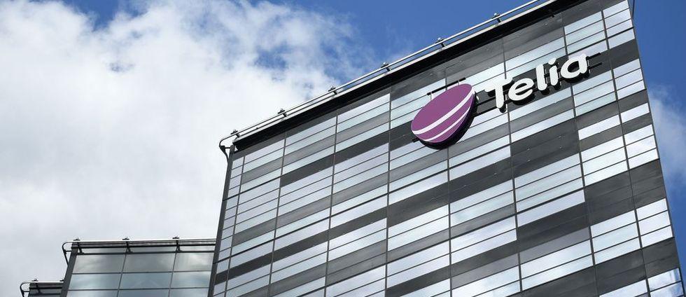 Telia köper TV4 och C More