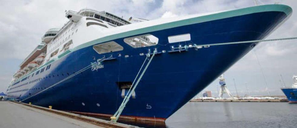 På måndag lägger kryssningsfartyget Boudicca med 900 passagerare till i Malmö.