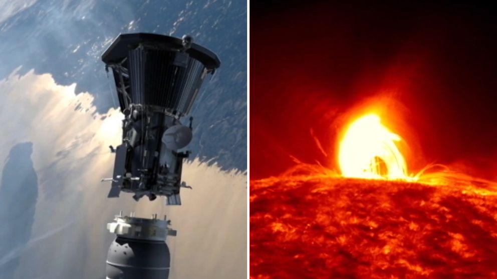 Sonden som ska komma rekordnära solen