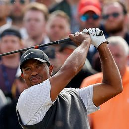 Legendaren Tiger Woods.