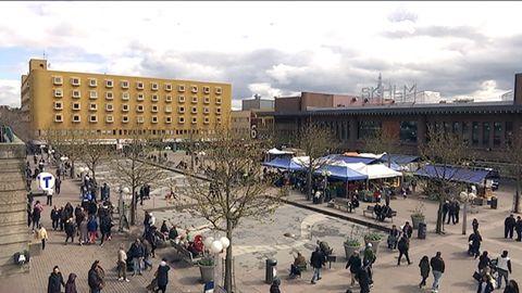 Trafiksäkerheten ska öka i Skärholmen c33657ed80c6b