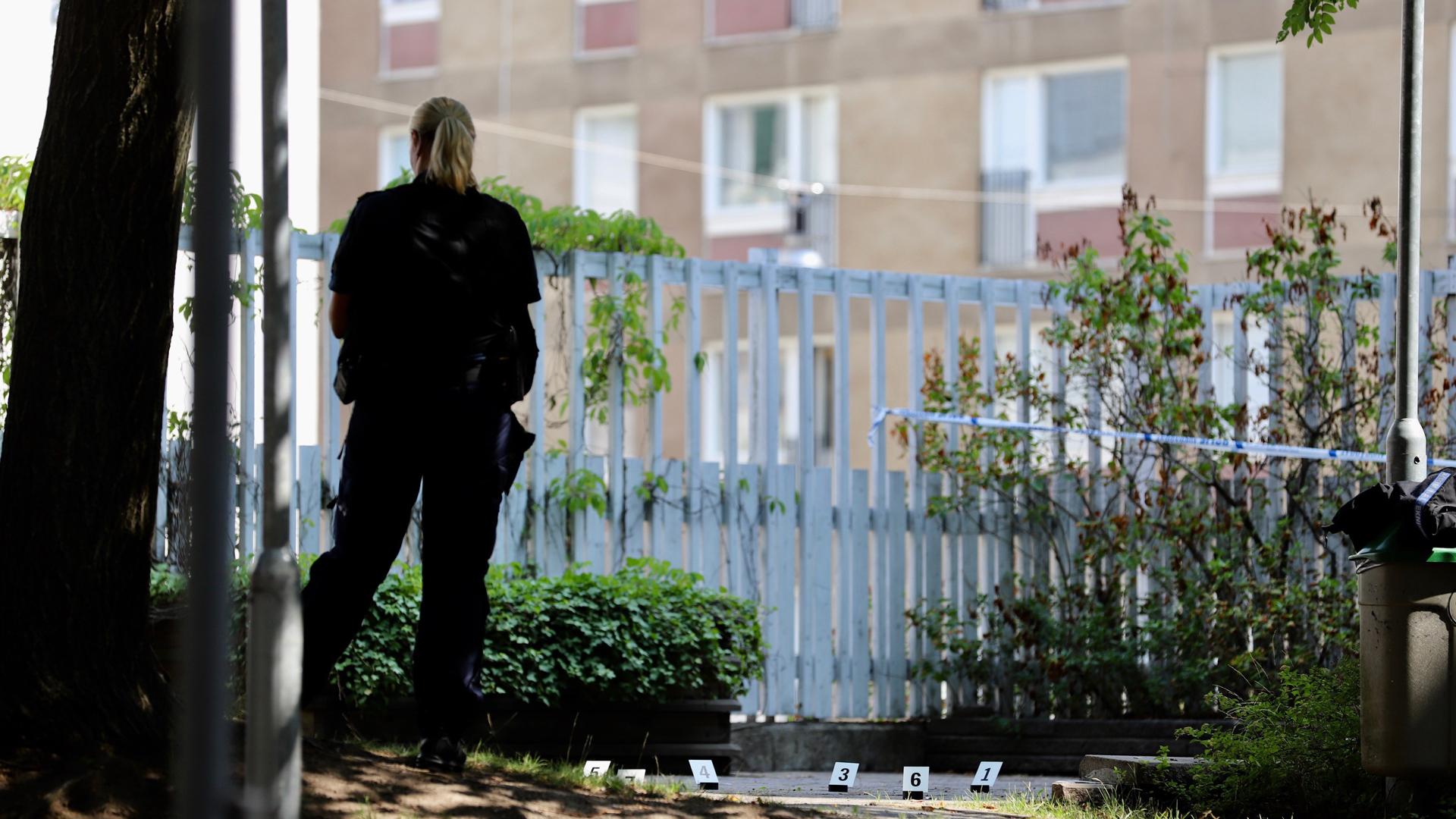Yngre poliser drar oftare skjutvapen