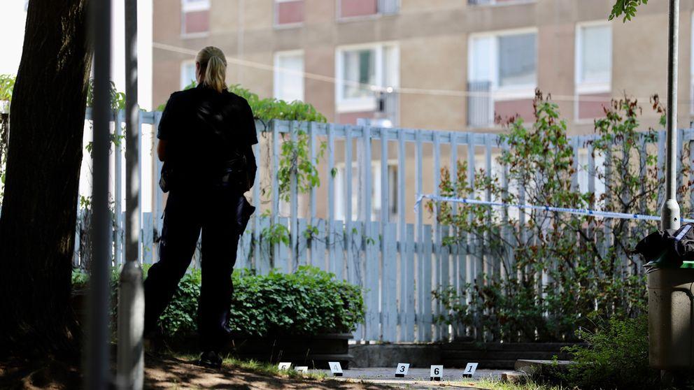 Polis grep rymling i visby