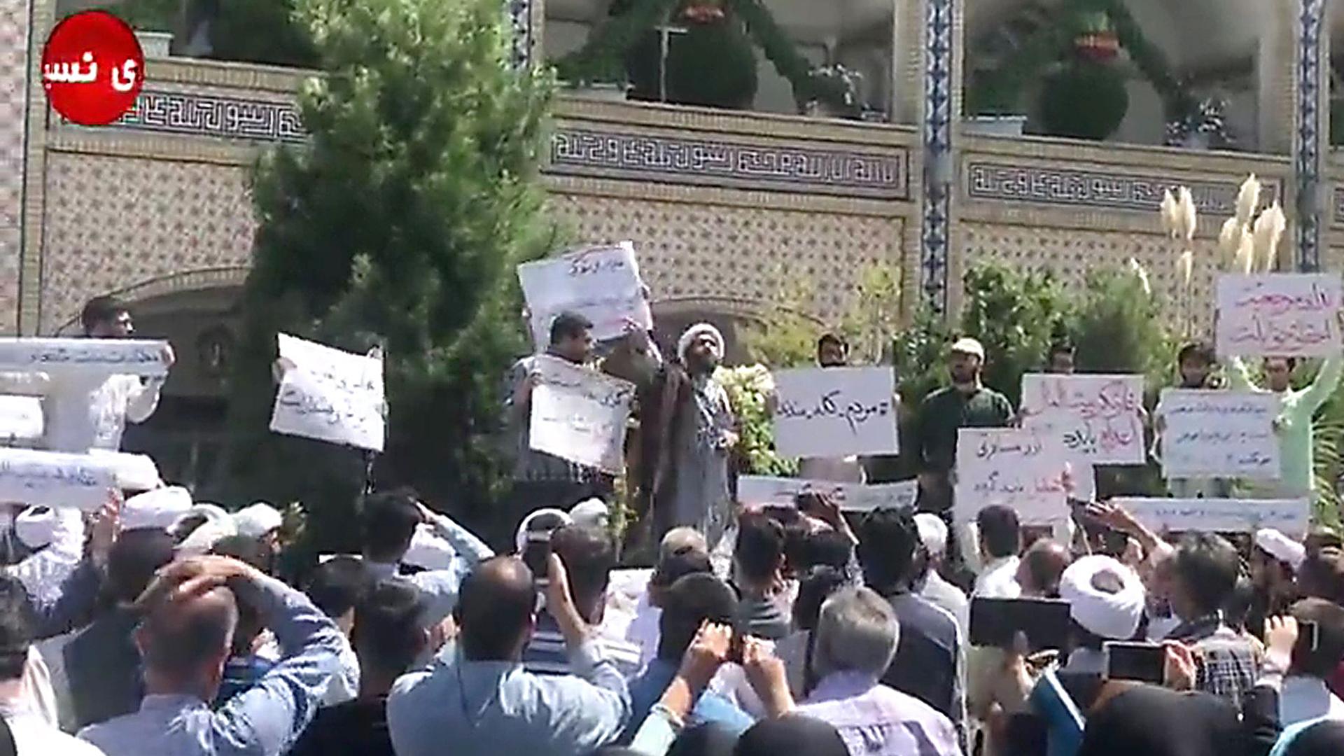 Fn rostade for nya sanktioner mot iran