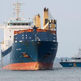 Befälhavaren på BBC Lagos greps misstänkt för sjöfylleri