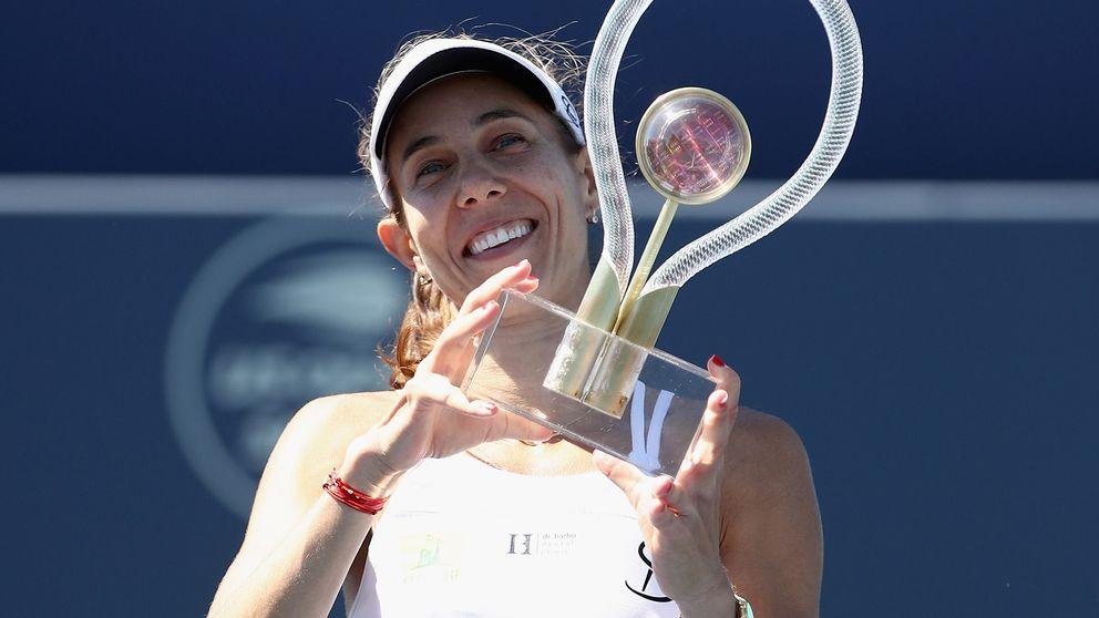 Mihaela Buzarnescu tog första WTA-titel