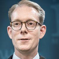 Tobias Billström.