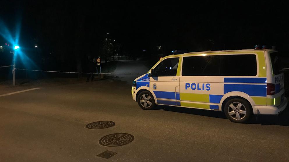Nedgravt mordoffer hittat av polisen