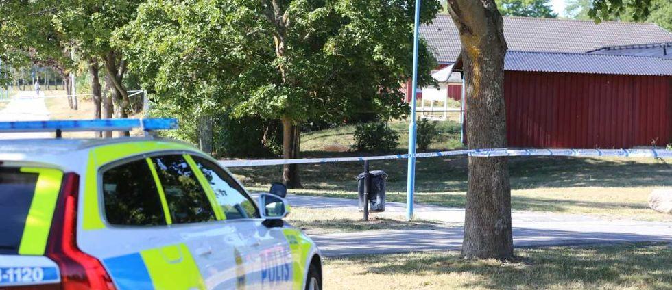 Knivmannen jagas i centrala stockholm