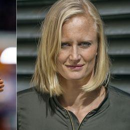 Carolina Klüft förstår Bahtas val.