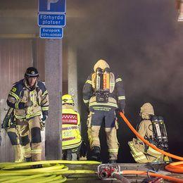 garagebrand norrköping sankt persgatan