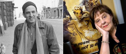 """Nu har Anita Haglöf ändrat sitt beslut och ger ut boken """"Jag var Ingmar Bergmans hushållerska""""."""