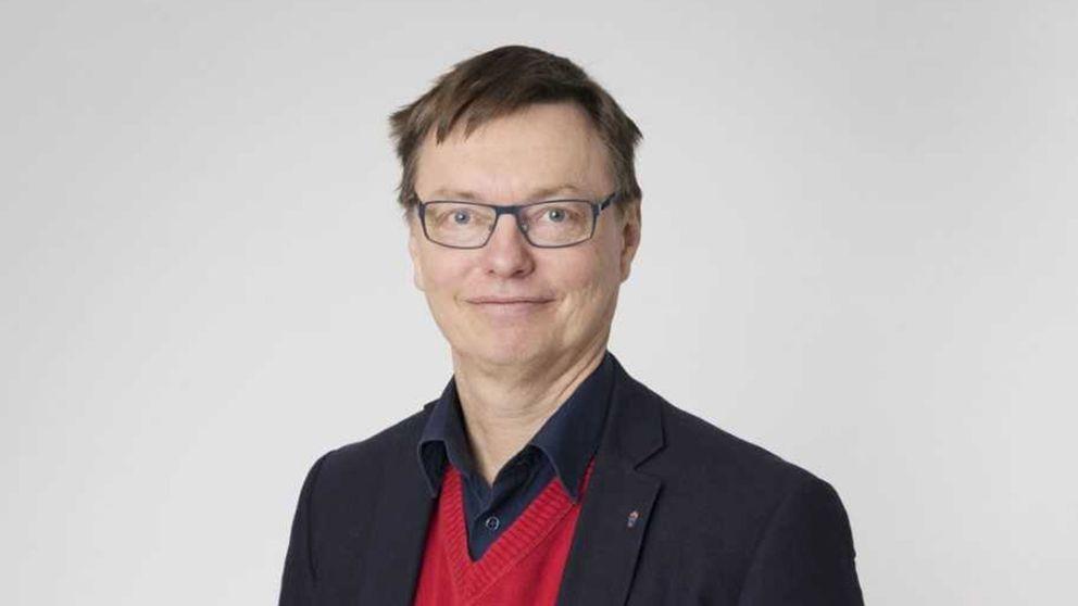 Peter Burman, enhetschef på Arbetsmiljöverket, som ser allvarligt på de brister som myndigheten upptäcker i hantering av asbest.