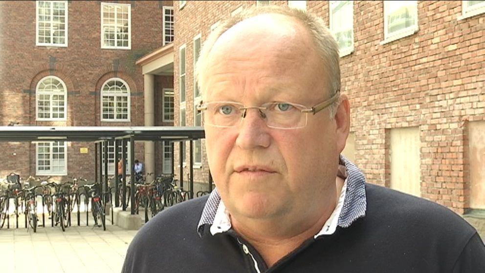 Hans Granlund (V), oppositionsråd Fagersta.