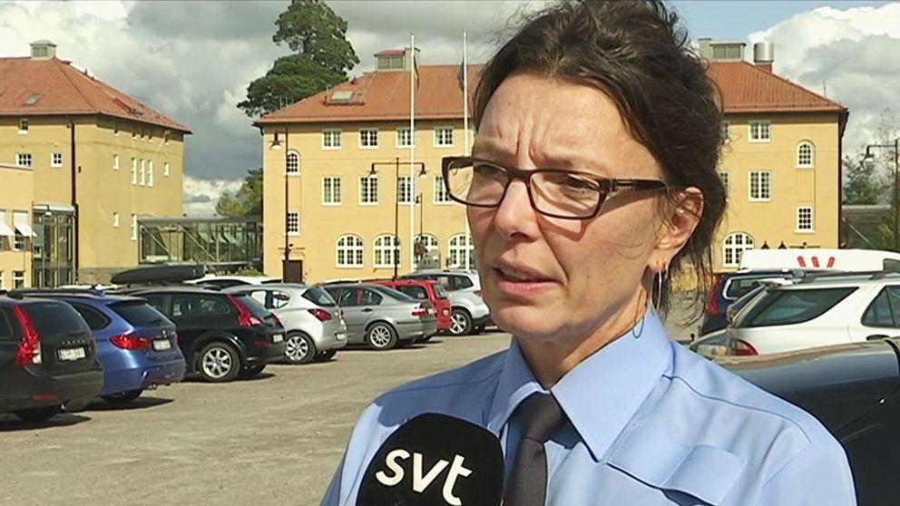 monica bergström presstalesperson polisregion öst linköping