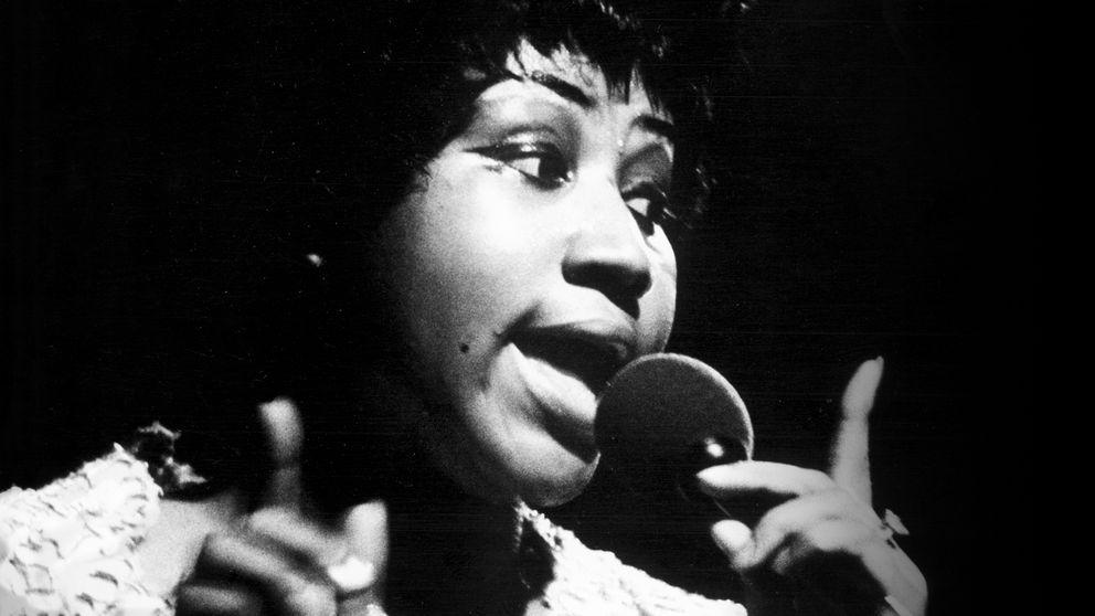 Aretha Franklin på Berns