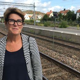 Ulrika Landergren (L) är kommunalråd i Kungsbacka.