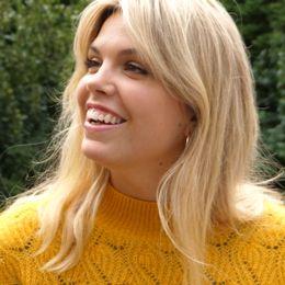 Författaren och bloggaren Flora Wiström.