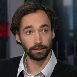 Daniel Vergara, reporter på Expo.