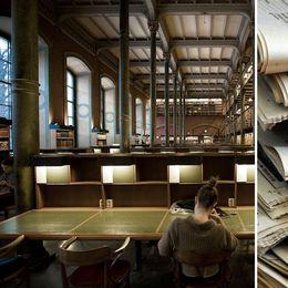 Kungliga biblioteket i Stockholm