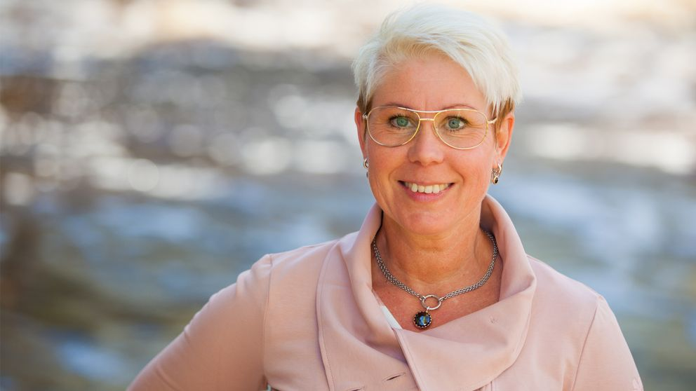 Anna Johansson, ordförande i Centerpartiet i Tingsryds kommun.
