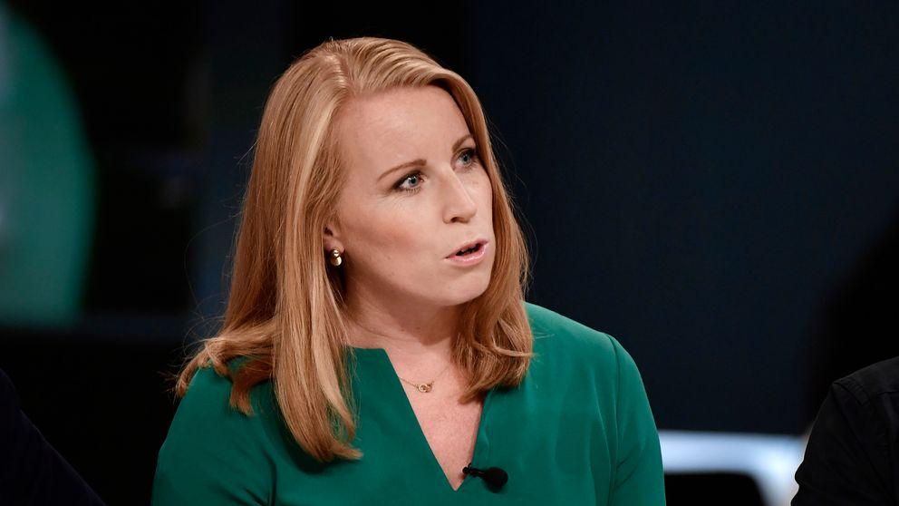 Centerpartiets ledare Annie Lööf