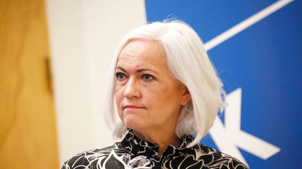 Acko Ankarberg Johansson lämnar sin post.