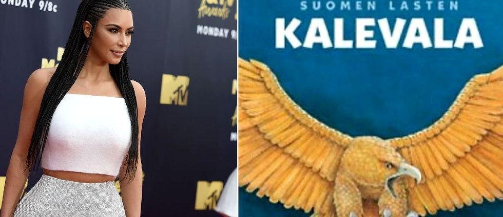 Kim Kardashian, Kalevala
