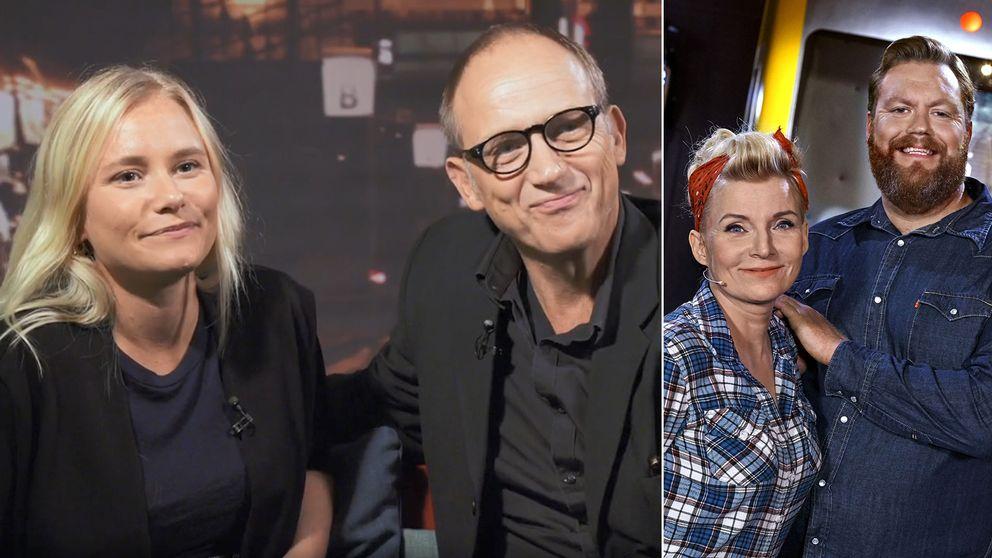 Ebba Hultkvist Stragne, Samuel Fröler, Bea Uusma och Kristoffer Appelquist är några av de som kommer tävla i den nya säsongen av På spåret.