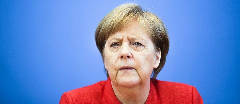 Förbundskansler Angela Merkel har fått ännu en kris att hantera.