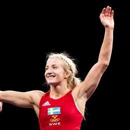 Sofia Mattsson ska tävla i 52-kilosklassen.