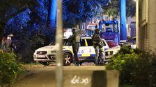 Flera skadade i skottlossning i Stockholm inatt