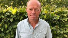 SVT:s expertkommentator fälttävlan Lars Christensson.