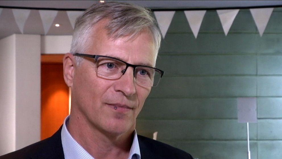 Jarl Sundqvist, vd