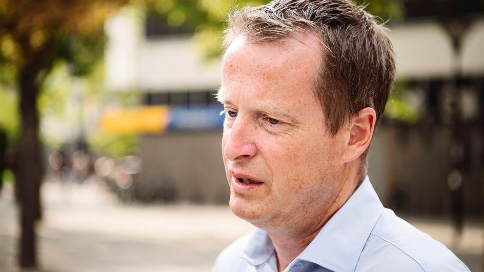 Socialdemokraternas gruppledare Anders Ygeman.