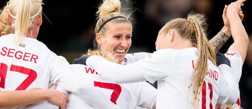 Anja Mittag avgjorde hemma mot Kristianstad