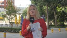 Asienkorrespondent Ulrika Bergsten med direkt från Peking i Morgonstudion.