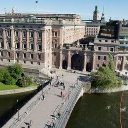 Riksdagshuset på Helgeandsholmen