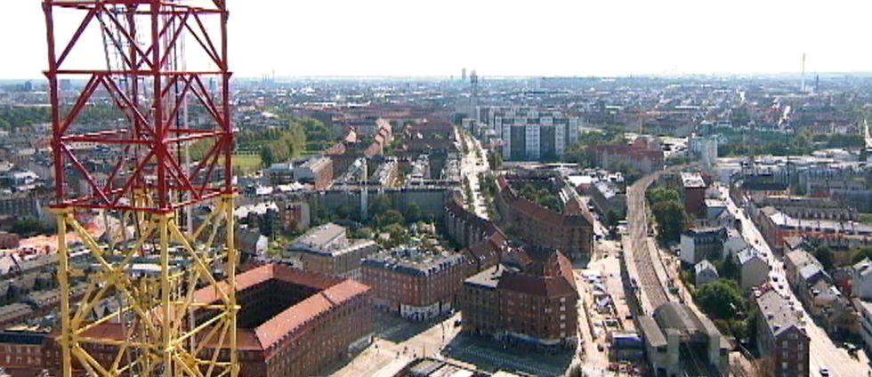 Snart kommer höghusen börja titta fram i Köpenhamn.