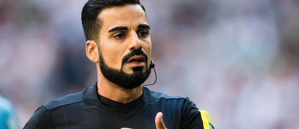 Mohammed Al-Hakim har valt att stå över två omgångar.