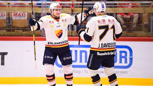 Ishockey jumbon straffade djurgarden