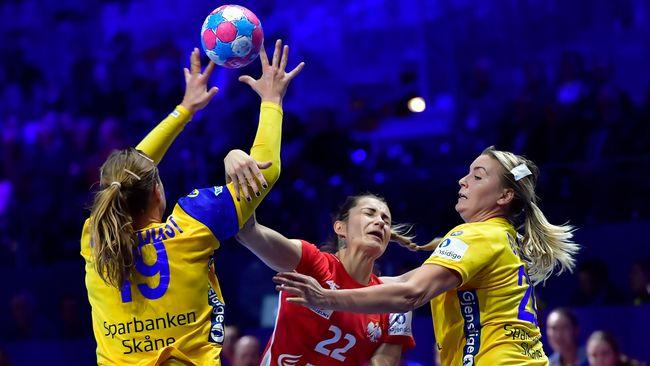 Serbien blir vard for handbolls em