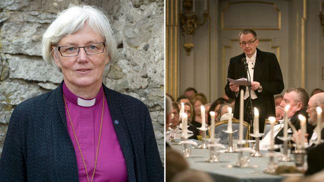 Ärkebiskopen bojkottar Svenska Akademiens högtidssammankomst