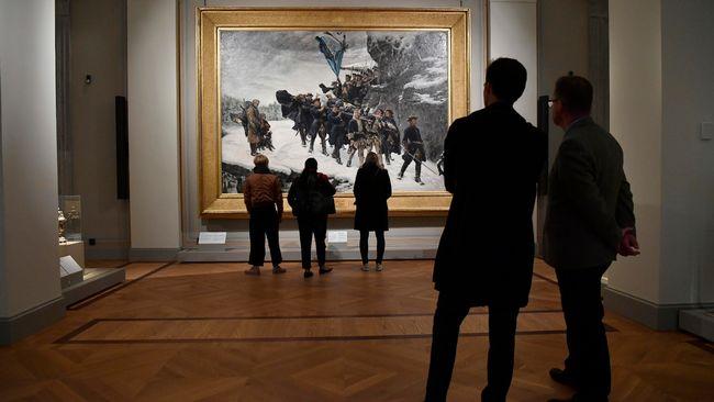 Ny kulturbudget: nedskärningar på drygt 200 miljoner