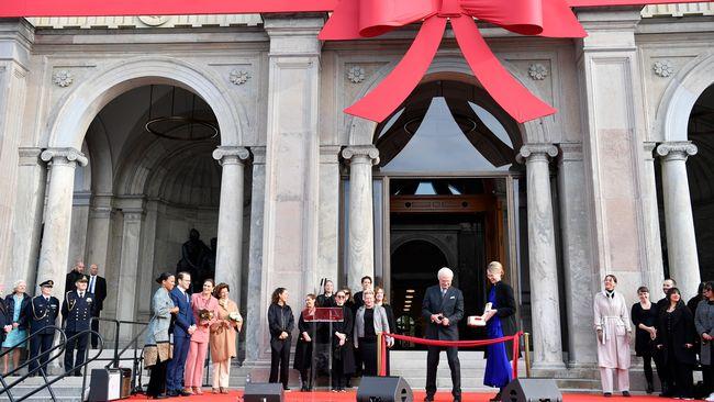Nya budgeten: Fri entré på statliga museer tas bort