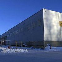 Kvarteret Fabriken i Skellefteå.