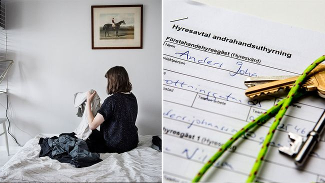 9c55ad22f5be Boverket: Hyrorna i andra hand är olagligt höga   SVT Nyheter