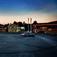 Dorotea i södra lappland.